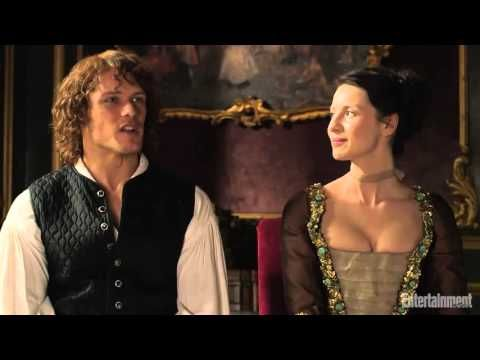 Outlander - Behind the Scenes of EW's Cover Shoot
