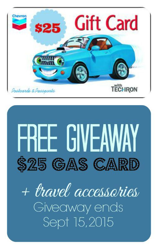 You've got nothing to lose...and free gas to gain! Enter to win this free giveaway now!