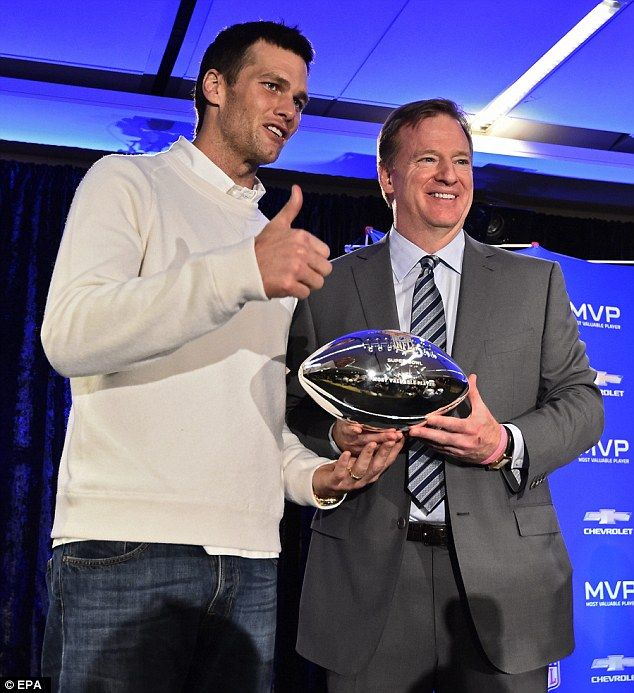 New England Patriots' Tom Brady has no plans to retire in post Super Bowl press conference | Daily Mail Online
