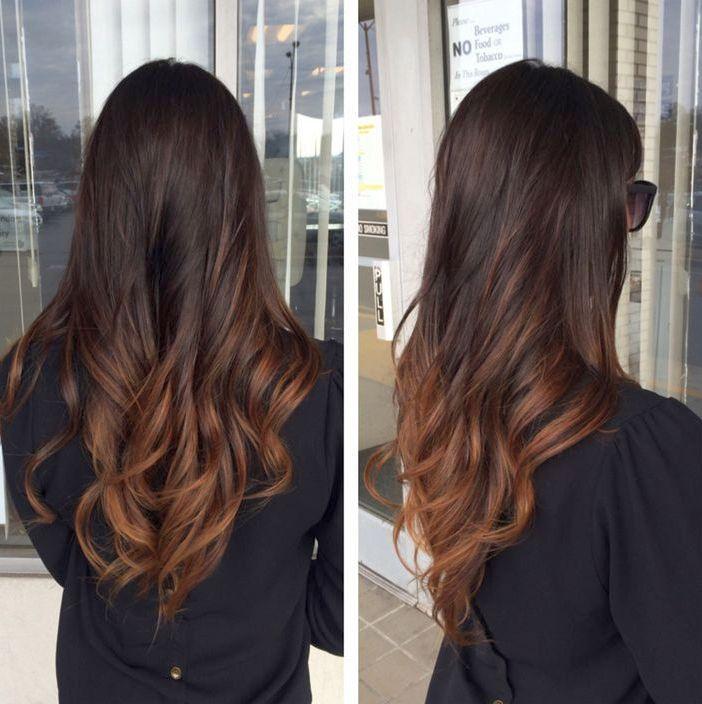 awesome Модное окрашивание волос шатуш (50 фото) —  На темные и светлые локоны Читай больше http://avrorra.com/okrashivanie-volos-shatush-foto/
