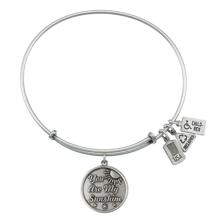 Tony Rubino Charm Bracelet - Rubino Superman by Tony Rubino