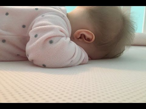 Secure Beginnings Breathable Mattress Safest Crib