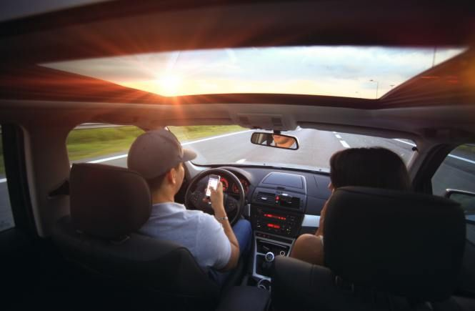 10 Must Haves For Every Road Trip A World Of Dresses Safe Driving Tips Car Hire Car Gadgets
