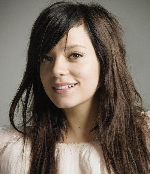 Lily Allen. She has such a cool vibe to her music, and I hope that the critical and commercial success she enjoys in the UK will cross over to the States. She's a real singer - doesn't have to rely on gimmicks or choreography.