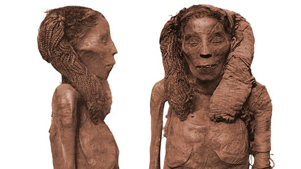 See a collection of some of ancient Egypt's most remarkably preserved mummies.