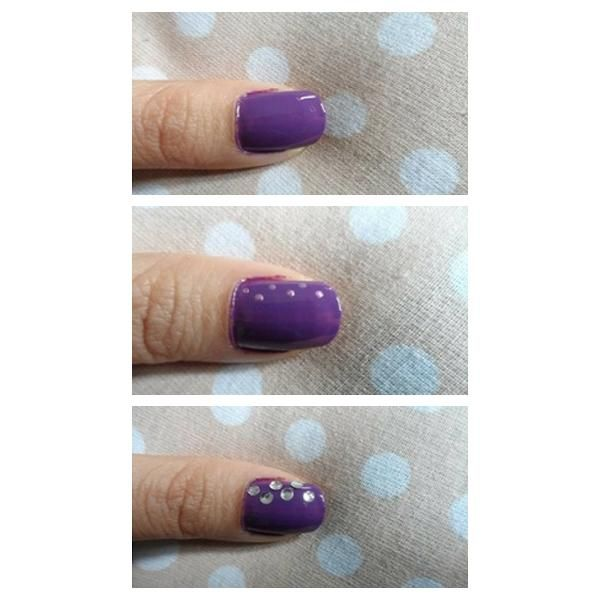 119 best nail art images on pinterest nail scissors diy nails things you will need two nail paints of contrasting colours a thin paint brush a prinsesfo Choice Image
