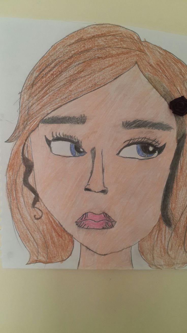 Güzel kız çizim Çizim, Güzel kızlar, Kızlar