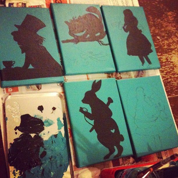 Thoughts please - Updated: Alice In Wonderland Nursery ...