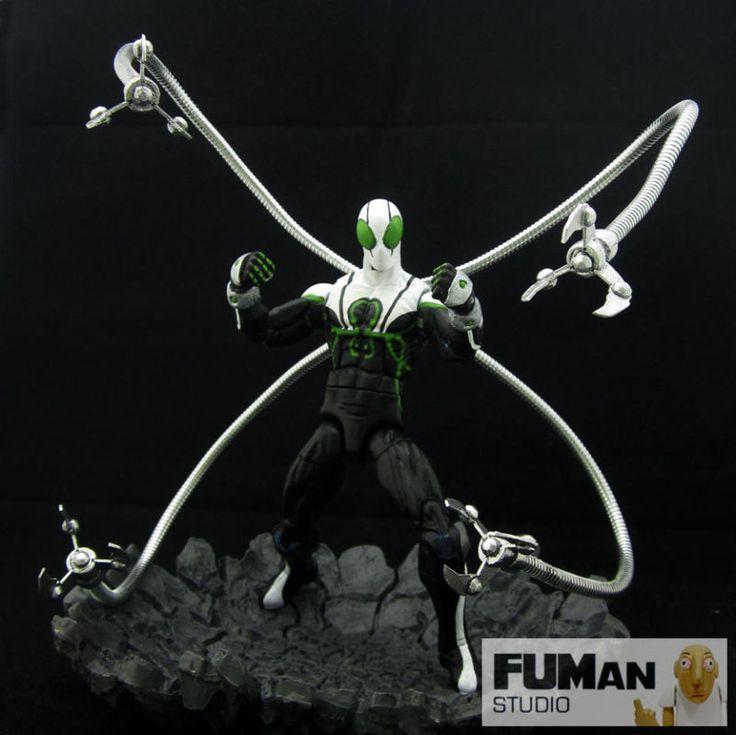 Superior Octopus (Marvel Legends) Custom Action Figure