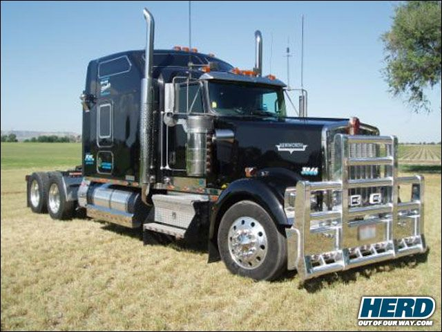 Semi Tractor Grills : Herd photo gallery photos of bull bars grill guards