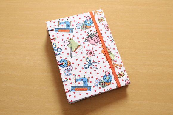 Caderno A5 Costura Com Imagens Caderno Artesanal Caderno