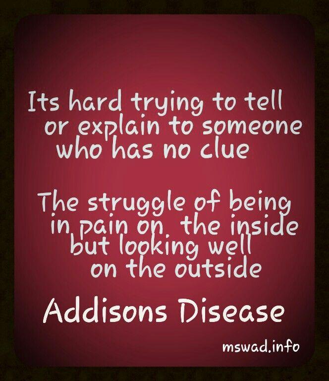 Addisons Disease Awareness Photos