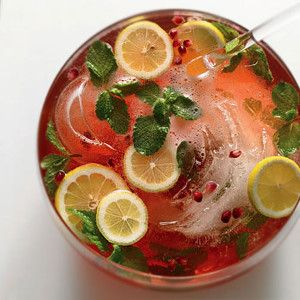 English Royal punch.Classic English punch with dark tea and Jamaican rum. http://www.classicmixology.com/punches/english_royal_punch/1888