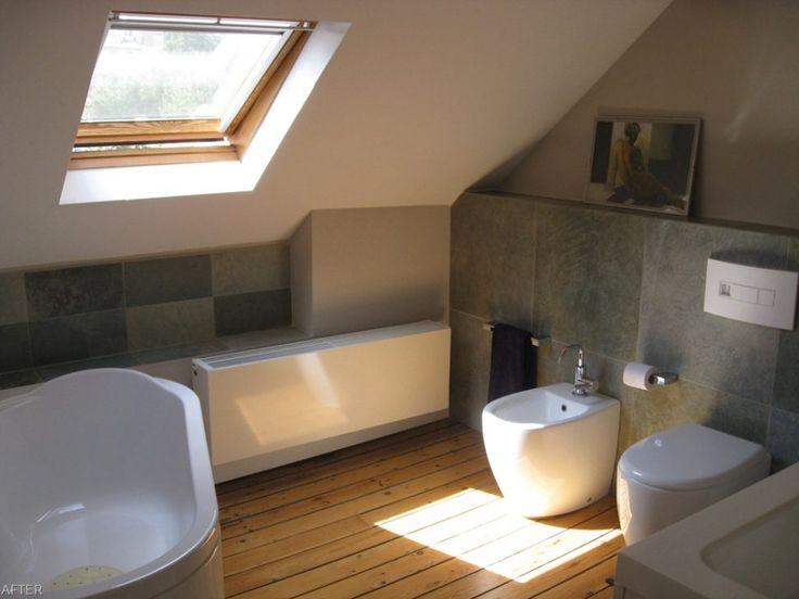Attic Bathroom Designs Glamorous Design Inspiration