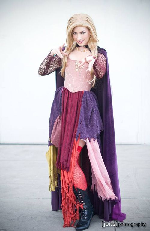 Hocus Pocus. / Costumes: Castle Corsetry