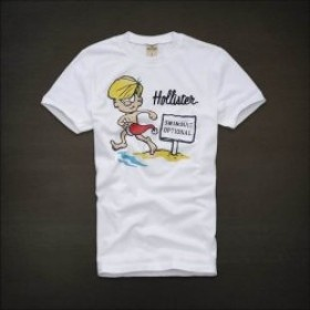 Abercrombie and Fitch Hollister Mens Short Tees