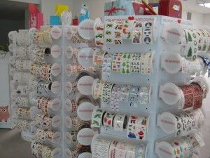 Sticker shopping - I remember Hallmark and the Hello Kitty store always had the best stickers to choose from. :) #80s