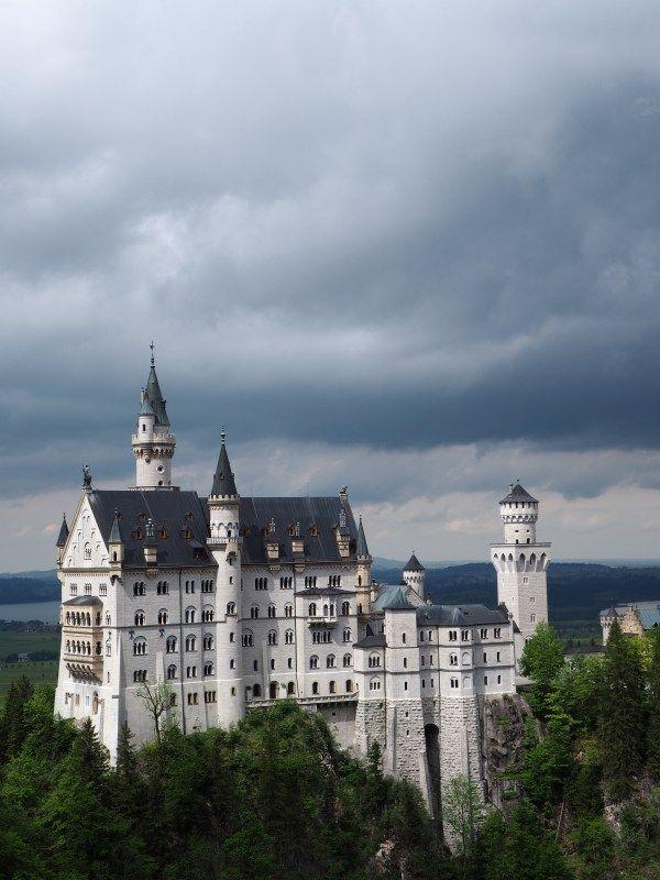 #Neuschwanstein #Castle #germany
