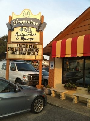 Grapevine Restaurant & Lounge, Calabash, NC