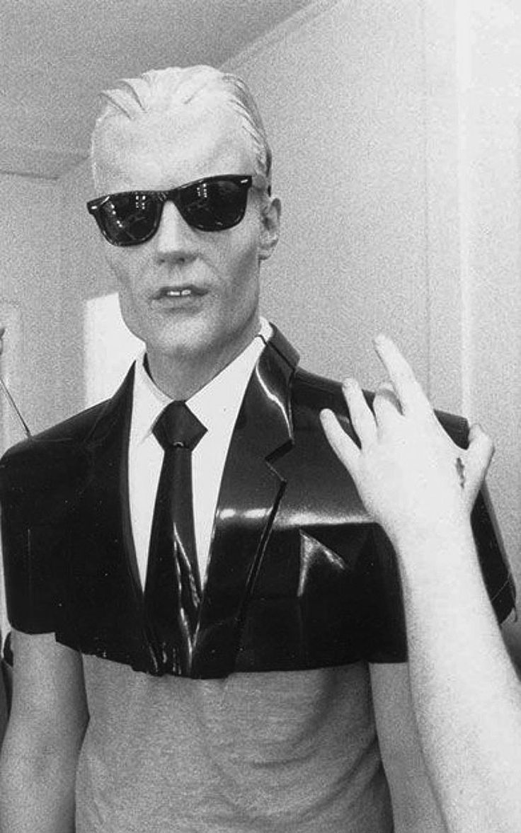 Matt Frewer as Max Headroom 1984