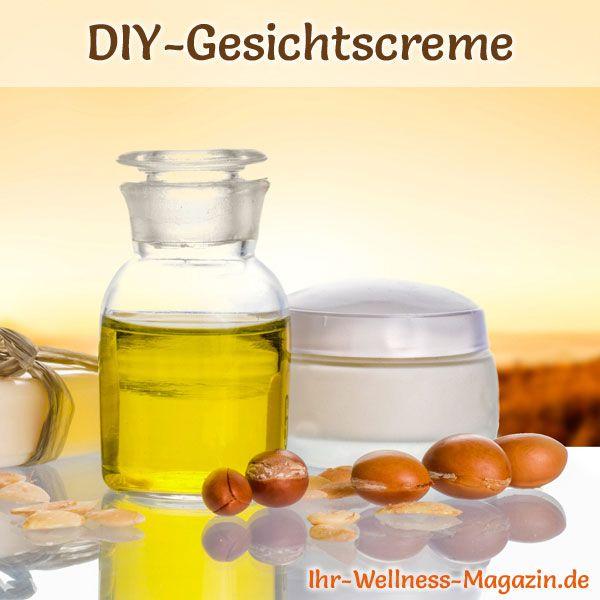 Gesichtscreme selber machen: So können Sie eine Gesichtscreme mit Arganöl selber machen, probieren Sie das folgende Rezept mit Anleitung ...