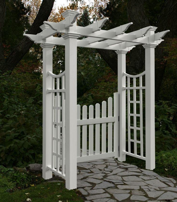 Pin By Alice Ulmen On Pretty Garden Gates And Pergolas