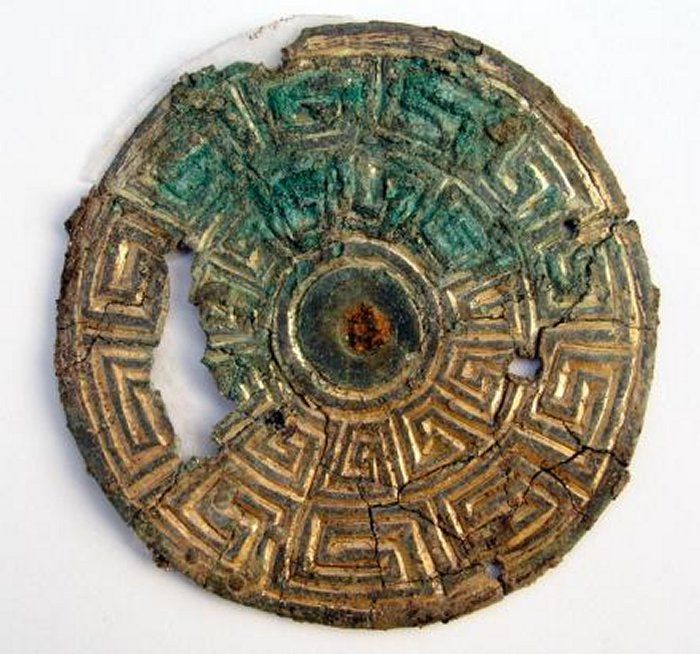 1,000-Year-Old British Buckle Discovered In Danish Viking Grave