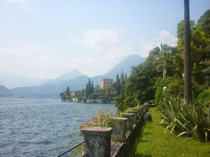 """Villa Monastero, """"Camelie su Lario"""" #villamonastero #lagodicomo #varenna"""