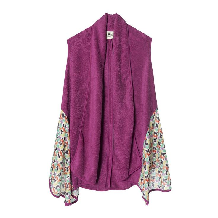 In the Tropics Fuchsia | Lolita Vest - Sun of a Beach