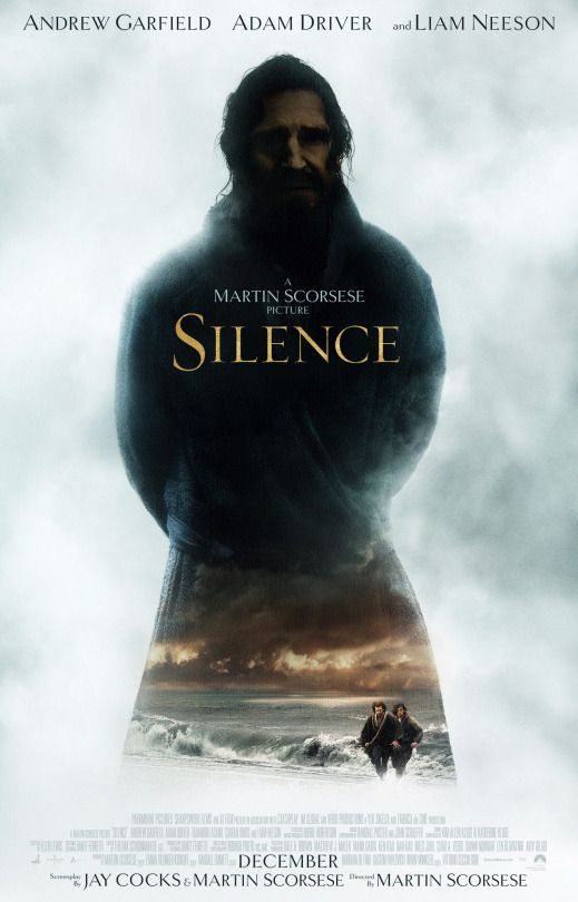 "Martin Scorsese's ""Silence"". Ok... bit long. The last hour was great but the pace was a bit too slow for me."