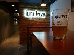 Lupulove, una cervecería con 10 grifos de cerveza artesanal en Castellón.