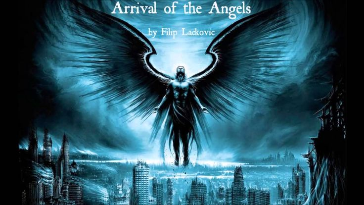Film Music - Arrival of the Angels