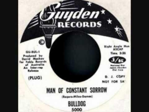 Bulldog - Man of Constant Sorrow (1970)