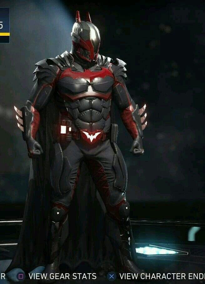 Bet Bon Batman Armor Batman Injustice Batman Poster
