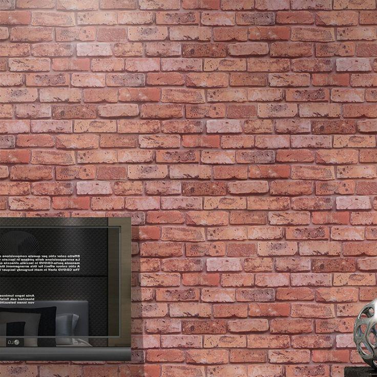 Meer dan 1000 idee n over baksteen slaapkamer op pinterest bakstenen slaapkamer baksteen en - Behang voor restaurant ...
