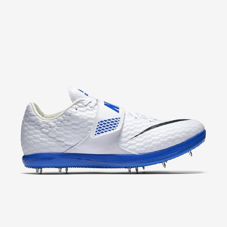 NEW Unisex Nike High Jump Elite Shoes Men's 15 Women's 16.5 NIB 806561-100  $120