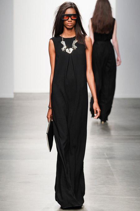 Karen Walker   Fall 2014 Ready-to-Wear Collection