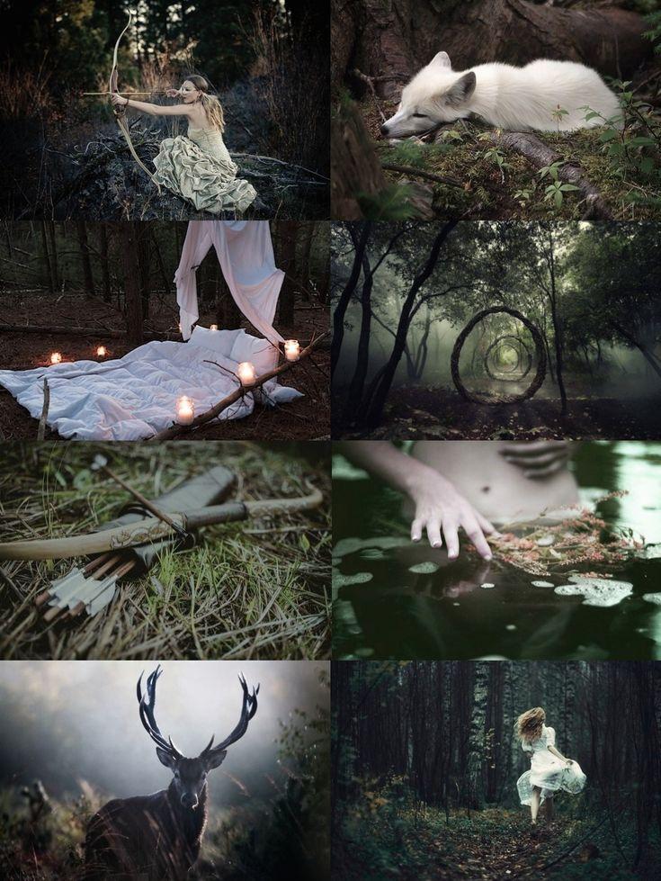 PJO/HoO Aesthetics: Artemis                                                                                                                                                                                 More
