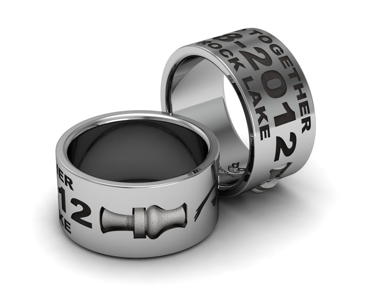 Duck Band Brand Wedding Rings | Stuff to Buy | Pinterest | Ring ...