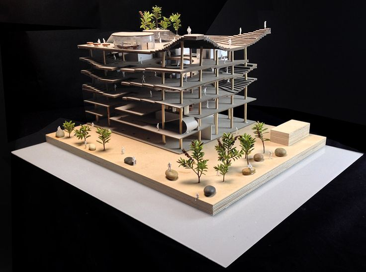 IA3 Summer 2015 Graduating Work Arnolfini Reprogramming Charlie Fox Architectural ModelsInterior ArchitectureBristolSummer