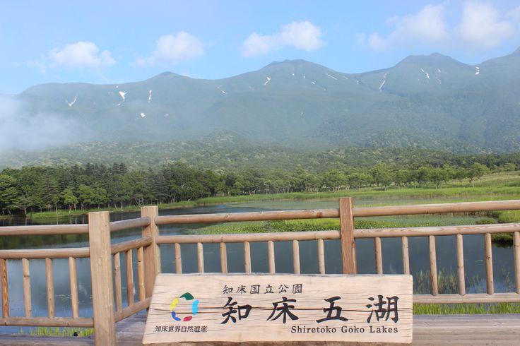 知床五湖 世界遺産 the world heritage