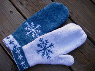 Knitting Pattern For Snowflake Mittens : 17 Best images about double knitting on Pinterest Great wedding gifts, Yarn...