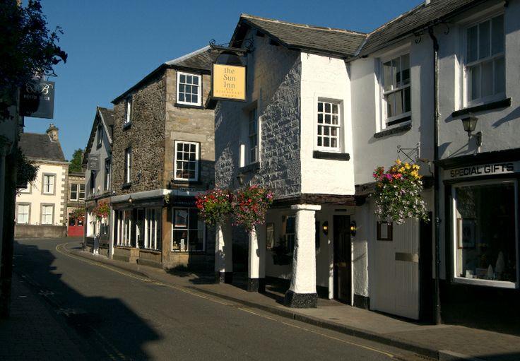 The Sun Inn, Kirkby Lonsdale