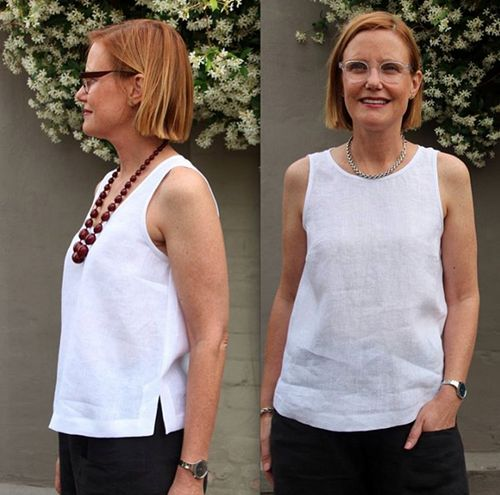 Our new Kate Top pattern PLUS launch competition!