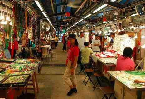 Hong Kong Jade Market Another fun place I've been to.