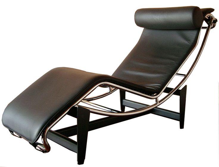 Chaise Longe by Le Corbusier