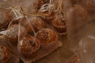 Mini quequitos de zanahoria, manjar, nuez Buscanos en facebook! SweetKiki postres