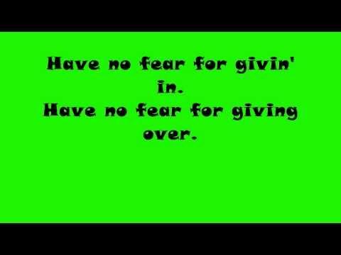 Say What You Need To Say John Mayer Lyrics
