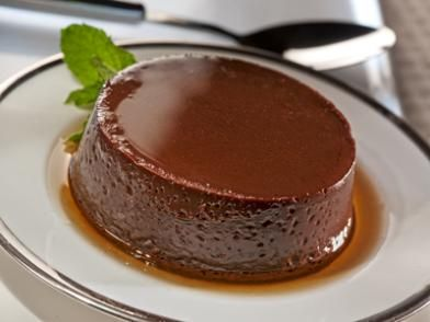 Try this Chocolate Lover's Flan recipe, made with HERSHEY'S products. Enjoyable baking recipes from HERSHEY'S Kitchens. Bake today.