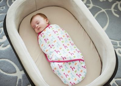 There are swaddle blankets in TK max for €9